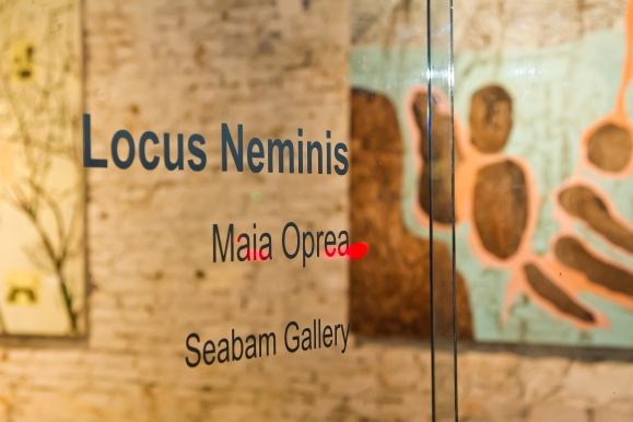 'Locus Neminis' exhibition @ Kube Musette, 2017
